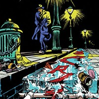 At the Toonseum, a traveling exhibit honors comics pioneer Will Eisner.
