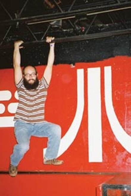 Atari post-teenage riot: Power Pill Fist