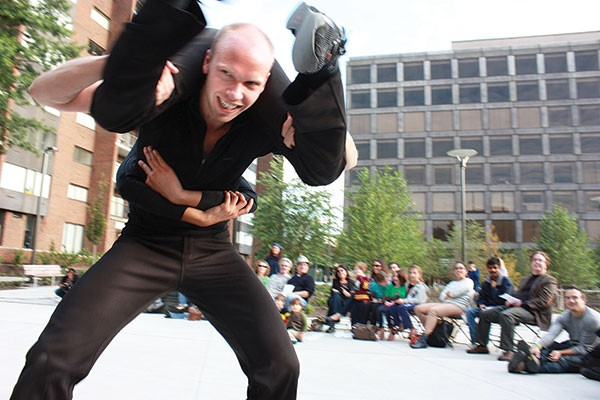 Attack Theatre New Hazlett Theater