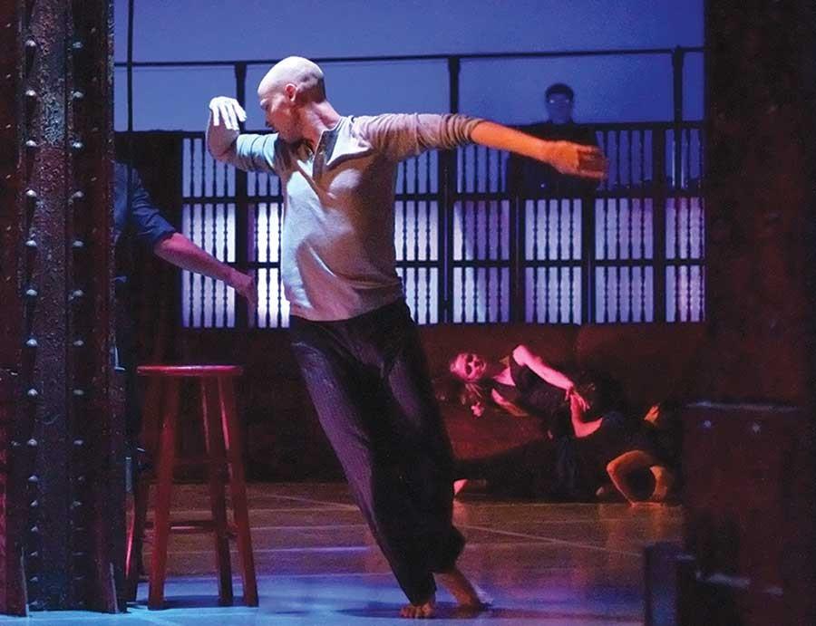 Attack Theatre's Dane Toney
