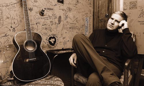 Backstage pass: Lloyd Cole