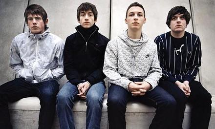 Bah humbug: Arctic Monkeys