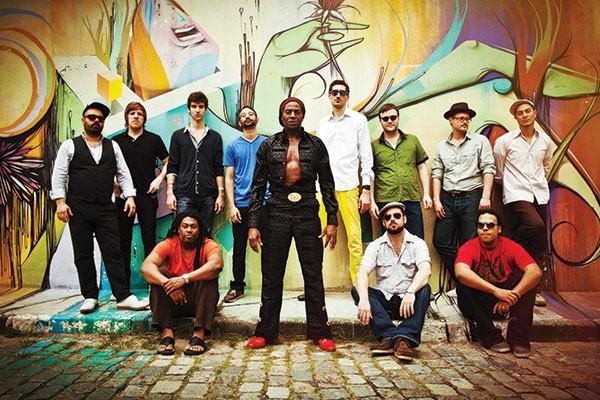 Band Antibalas, Martin Perna