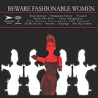 Barak Shpiez leaves town for L.A., releases <i>Beware Fashionable Women</i>
