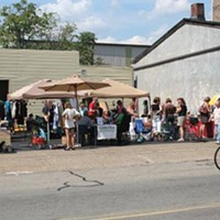 Bargains galore at Little Flea
