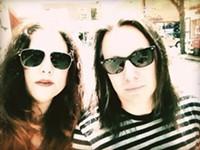Baron with husband and collaborator Greg Langel