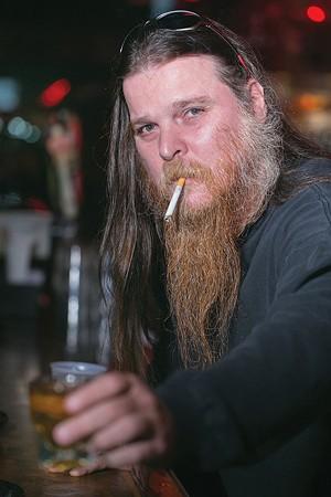 Bartender Tim Quinlan, Gooski's