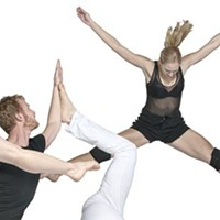 Dance Alloy Theater's eclectic beat drives <i>A Different Drummer</i>.