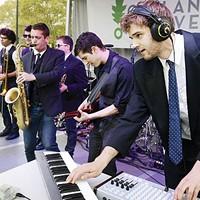 Beauty Slap combines chamber-music pedigree with dance-music sound