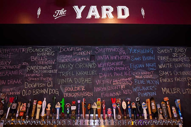 The Yard Dining Reviews Pittsburgh Pittsburgh City Paper