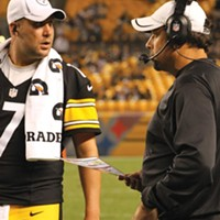 Ben Roethlisberger is getting used to new offensive coordinator Todd Haley.