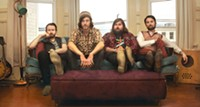 Bend Sinister at The Smiling Moose