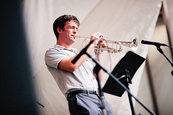 Benny Benack III, JazzLive, Pittsburgh Cultural Trust