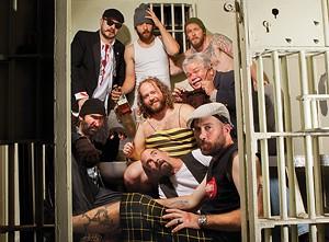 Best Pop-Rock Band Bastard Bearded Irishmen take Rick Sebak out on the town