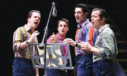 Big Jersey Boys don't cry.