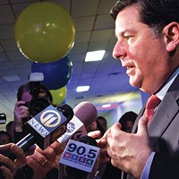 Bill is Due: Peduto's ascent to the mayor's office comes with great expectations from the citizenry and himself