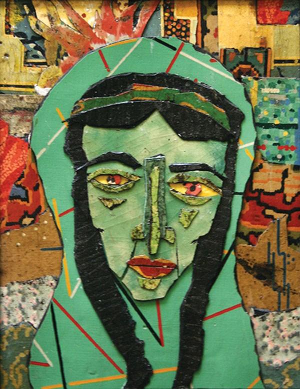 Bill Miller's My Mother the War art