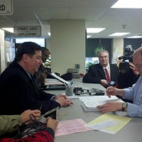 Seven Seeking Democratic Nomination for Mayor