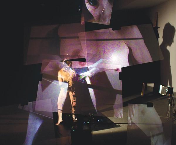 Bill Shannon's Fragmentation Series: Live