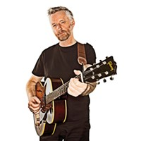 Billy Bragg at Mr. Smalls