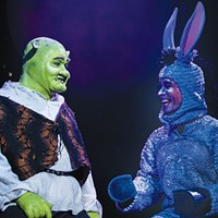 <i>Shrek</i> at Pittsburgh Musical Theater