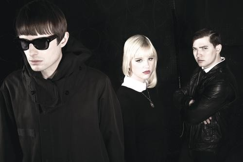 Black clothes and unsmiling faces: Cold Cave - COURTESY OF SEBASTIAN MLYNARSKI