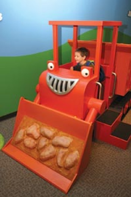Bob The Builder Exhibit - June 16 - Sept. 27