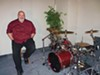 Bob Wilson at Refuge Studio