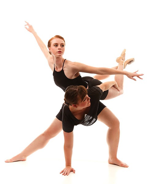 Bodiography Contemporary Ballet, Multiplicity concert at the Byham Theater