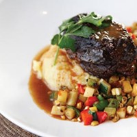 Juniper Grill offers Golden State Cuisine