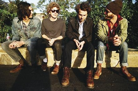 Born too late: Dawes - COURTESY OF KEVIN HAYS