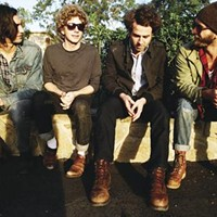 California four-piece Dawes does it '70s-style
