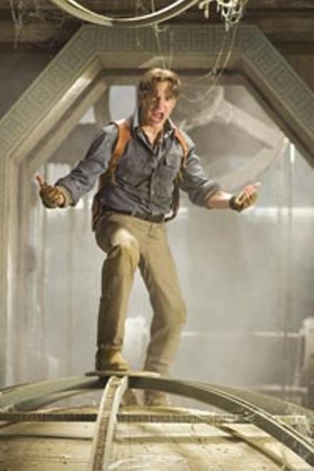 Brendan Fraser to mummies: Bring it on.