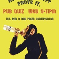 Brillobox weekly pub quiz puts patrons to the test