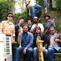 The Budos Band brings instrumental Afrobeat to Ava