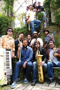 Budos rising: The Budos Band