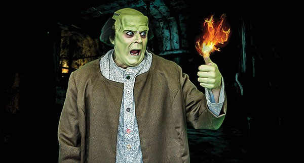 Byham Theater Mel Brooks' musical Young Frankenstein