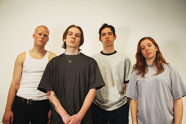 Can we get hardcore bands like Code Orange on a stage with top local rappers and rock bands in 2015