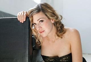 Canadian chanteuse Jill Barber