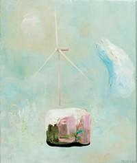 Canadian painter Thomas Frontini