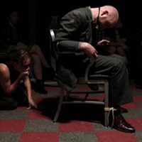Visiting Insurgent Theater finds contemporary political relevance in the story of Ulysses' crew and the Sirens.
