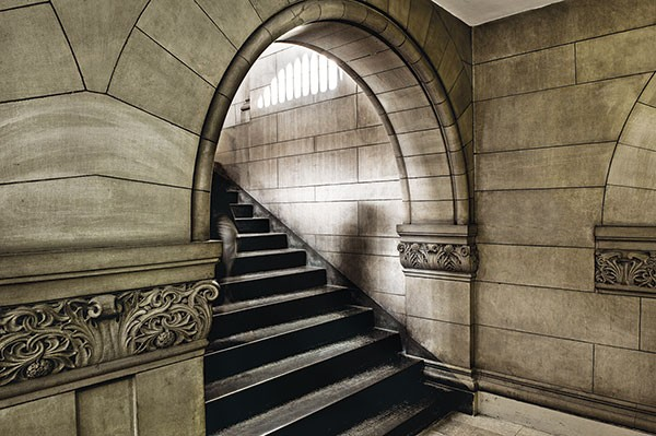 Capturing the Architecture of the Allegheny County Courthouse at C&G Gallery