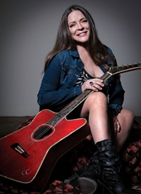 Carlene Carter - PHOTO COURTESY OF MARINA CHAVEZ