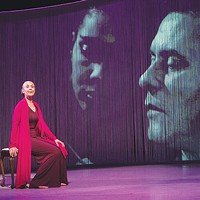 Legendary dancer Carmen De Lavallade visits with her one-woman show