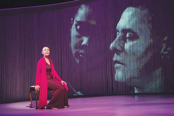 Carmen De Lavallade performs As I Remember It