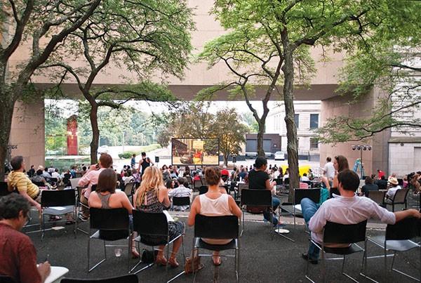 Carnegie Museum of Art 2-Minute Film Festival