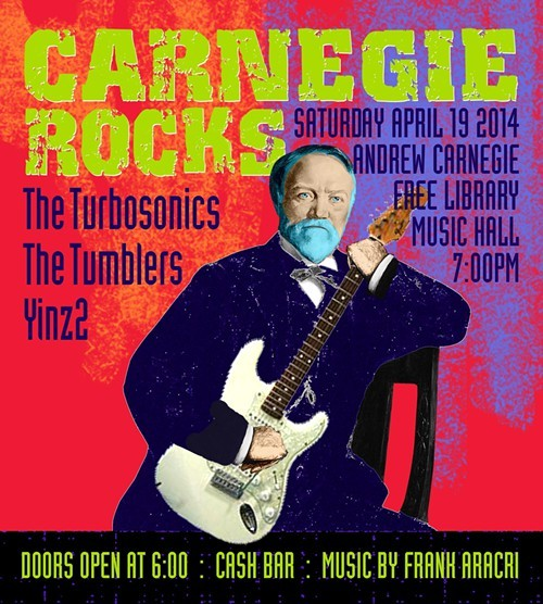 Carnegie Rocks