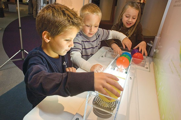 Carnegie Science Center Holiday Camps