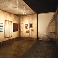 <i>Illustrations of Catastrophe and Remote Times</i> intrigue at the Mattress Factory.