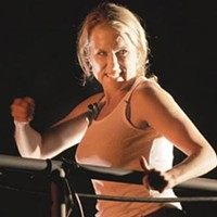 Lauren Weedman's acclaimed one-woman show <i>Bust</i> confronts prison life, Los Angeles and more.